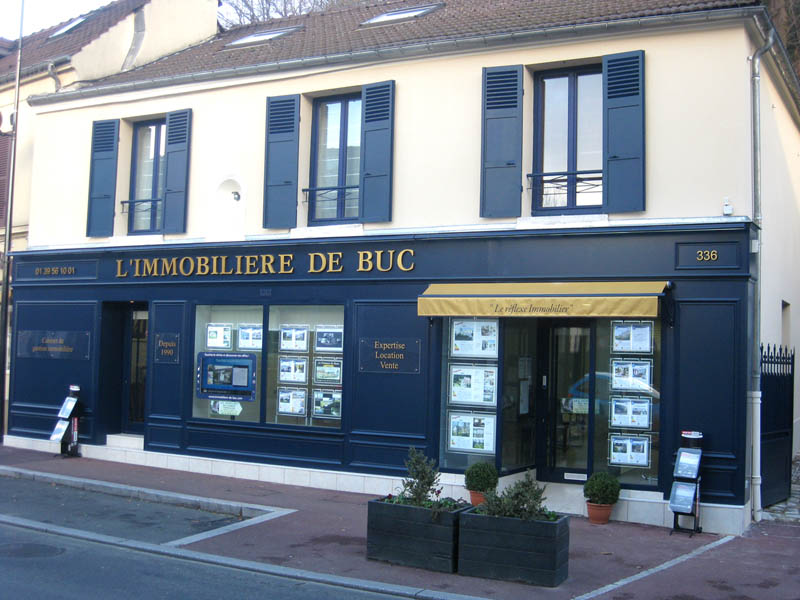 Agence immobili re buc et jouy en josas for Agence immobiliere 57